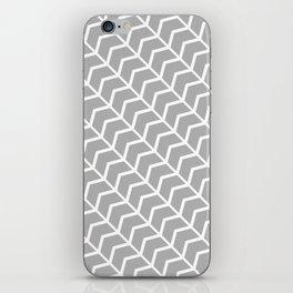 ArrowHead Gray iPhone Skin