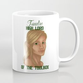 Tamlin High Lord of the Toolbox Coffee Mug