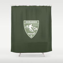 Durango Colorado Shower Curtain