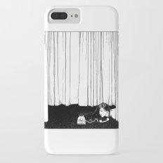 asc 536 - La mise en scène ( I'll be late tonight darling) Slim Case iPhone 7 Plus