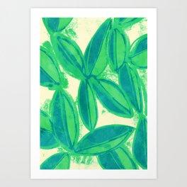 Viridis Art Print