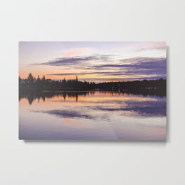 Sunset's Elixir Metal Print