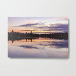 Sunset's Elixir Metal Print