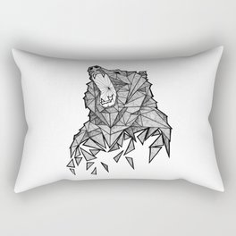 El Oso Rectangular Pillow
