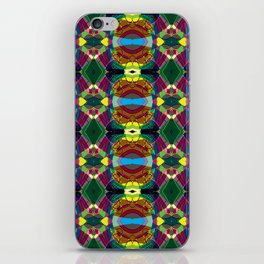 Kaleidascope  iPhone Skin