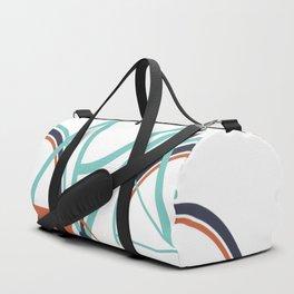 Biking t-shirt Duffle Bag