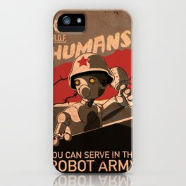 Propaganda Series 6 iPhone Case