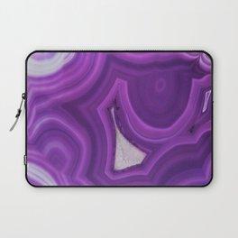 Geode Crystal Laptop Sleeve