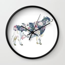 Rosie the Cow Wall Clock