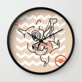 C-104 Wall Clock