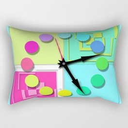 Beautiful bright watches Rectangular Pillow