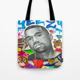 watch the throne Tote Bag