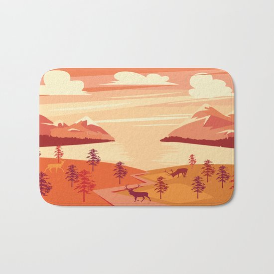 My Nature Collection No. 29 Bath Mat