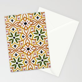 Obsession nature mosaics Stationery Cards