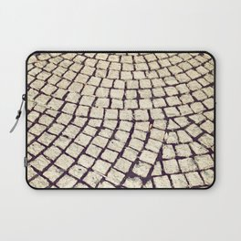 cobblestone pathway Laptop Sleeve