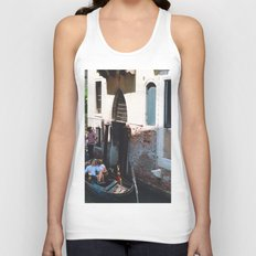 To Venice with Love Unisex Tank Top