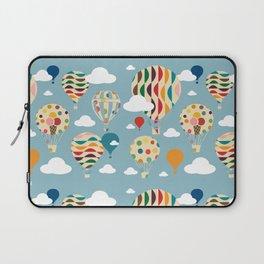 hot air ballon Laptop Sleeve