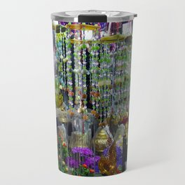 Trinkets and Color Travel Mug