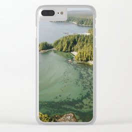 Tofino By Air 2 Clear iPhone Case