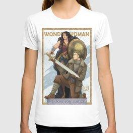 Wonder of Justice T-shirt