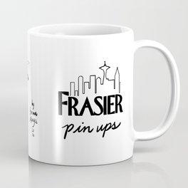 Niles Crane Pin-Up Coffee Mug