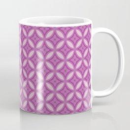 Morroco Mosaic Purple Coffee Mug
