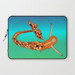 Koi Mermaid Laptop Sleeve