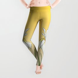 Iridescent Iris Leggings