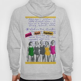 Living Apart Together Hoody