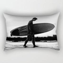 Surf Boy Rectangular Pillow