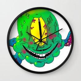 Son Of Eduardo Wall Clock