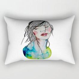 Kindness is an inner desire Rectangular Pillow