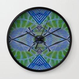 Tarot card  XII - Hanged Man Wall Clock