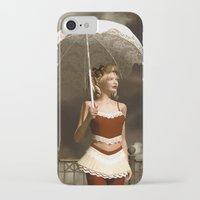 scandal iPhone & iPod Cases featuring The victorian scandal by Britta Glodde