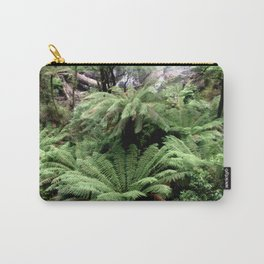 Ferns & Waterfall Carry-All Pouch