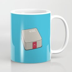 Escape Key Mug