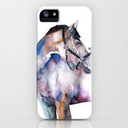 Horse #2 iPhone Case