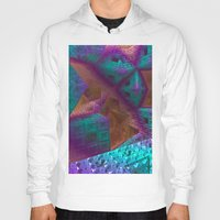 be brave Hoodies featuring Brave by Fractalinear
