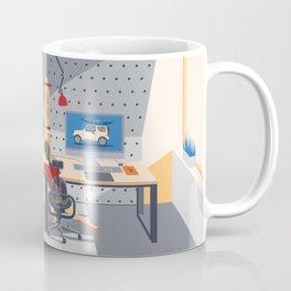 Home Workstation Coffee Mug