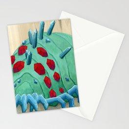 crystal ohmu Stationery Cards