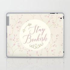 Stay Bookish - Vintage Laptop & iPad Skin