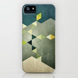 Shape_01 iPhone Case