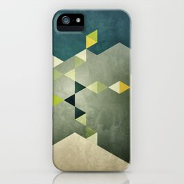 Shape_01 iPhone Case