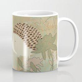Hedgehog Best Day Ever Coffee Mug