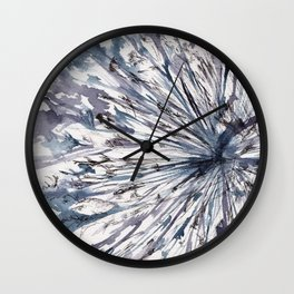 Agapantha Wall Clock