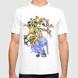 Zoo Escape T-shirt