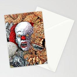Horror mash Stationery Cards