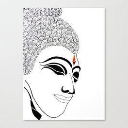 Buddha XI Canvas Print