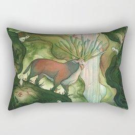 He Is Life Itself Rectangular Pillow