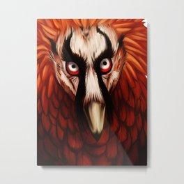 Bearded Vulture. Metal Print
